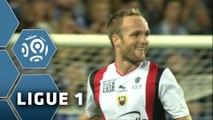 But Valère GERMAIN (40ème) / SC Bastia - OGC Nice (1-3) - (SCB - OGCN) / 2015-16