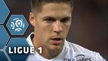 But Jonas MARTIN (32ème pen) / SM Caen - Montpellier Hérault SC (2-1) - (SMC - MHSC) / 2015-16