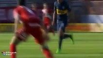 Carlos Tevez  Goal - Argentinos Jrs 0 Vs 1 Boca Juniors