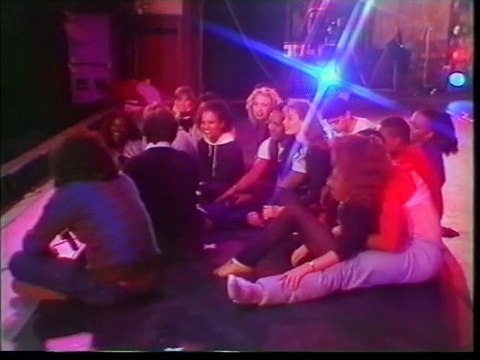 Russell Harty meets The Kids From Fame 1983