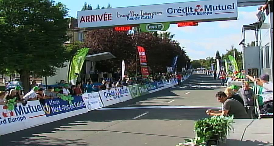 DIRECT Grand Prix Isbergues 2015 : Final (REPLAY)