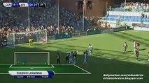 Paul Pogba 0:2 Penalty-Kick | Genoa v. Juventus 20.09.2015 HD