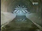 Extrémne stroje: Lámači skál (Eurotunnel)
