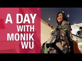 A Day With Monik Wu (Fashion Show at MKG)