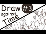 Sonic, Tails and Knuckles in 10 Minutes - Draw Against Time #3