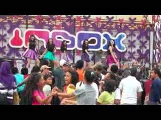 Princess Girl Band - Jangan Pergi @Inbox Sctv