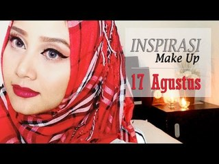 Inspirasi Make Up 17 Agustus Hari Kemerdekaan Indonesia | Linda Kayhz