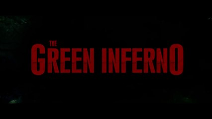 GREEN INFERNO - Bande annonce (VOST)