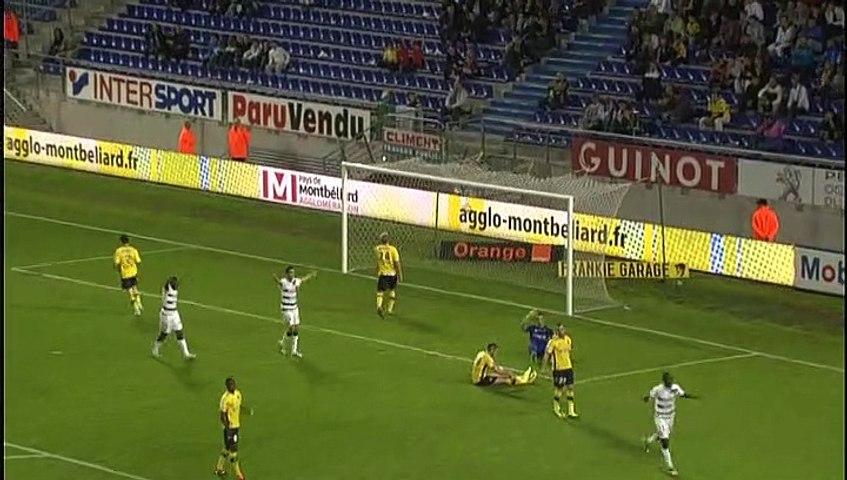 21/09/11 : Victor Hugo Montaño (71') : Sochaux - Rennes (2-6)