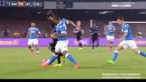 1-0 Gonzalo Higuaín Amazing Goal | Napoli v. Lazio 20.09.2015 HD