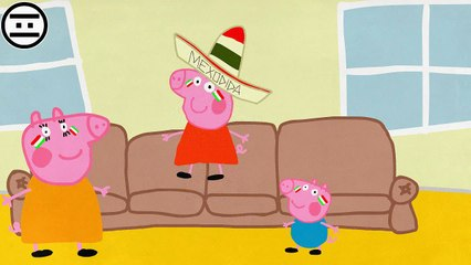#NEGAS - Poppa Peg 11 (Parodia) Dia del Paisito