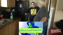 "MonoNeon: ""HEY HEY HEY... IT'S FAT MICHAEL"" - Angry Grandpa/Pickleboy"