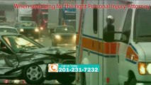 injury attorneys Hoboken 201-231-7232  | Accident Lawyers New Jersey| Personal Injury Lawyers