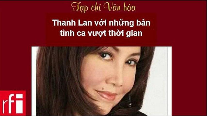 Tạp chí văn hóa RFI 2011.09.17 - Thanh Lan với những bản tình ca vượt thời gian | Godialy.com