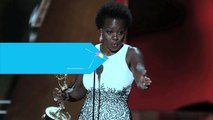 Viola Davis Has the Perfect Reaction to Her History-Making Emmys Win