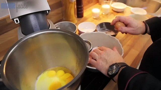 Cuisine : Clafoutis aux pommes, la recette facile et rapide