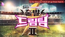 [ATSMĐT] [Vietsub] Let's Go! Dream Team II  Idol Wrestling Championship (2014.12.11) GOT7 Cut