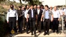 Israel considers punishing stone throwers