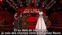 Au Emmy Awards, le discours émouvant de Viola Davis, première actrice noire à remporter le prix de meilleure actrice