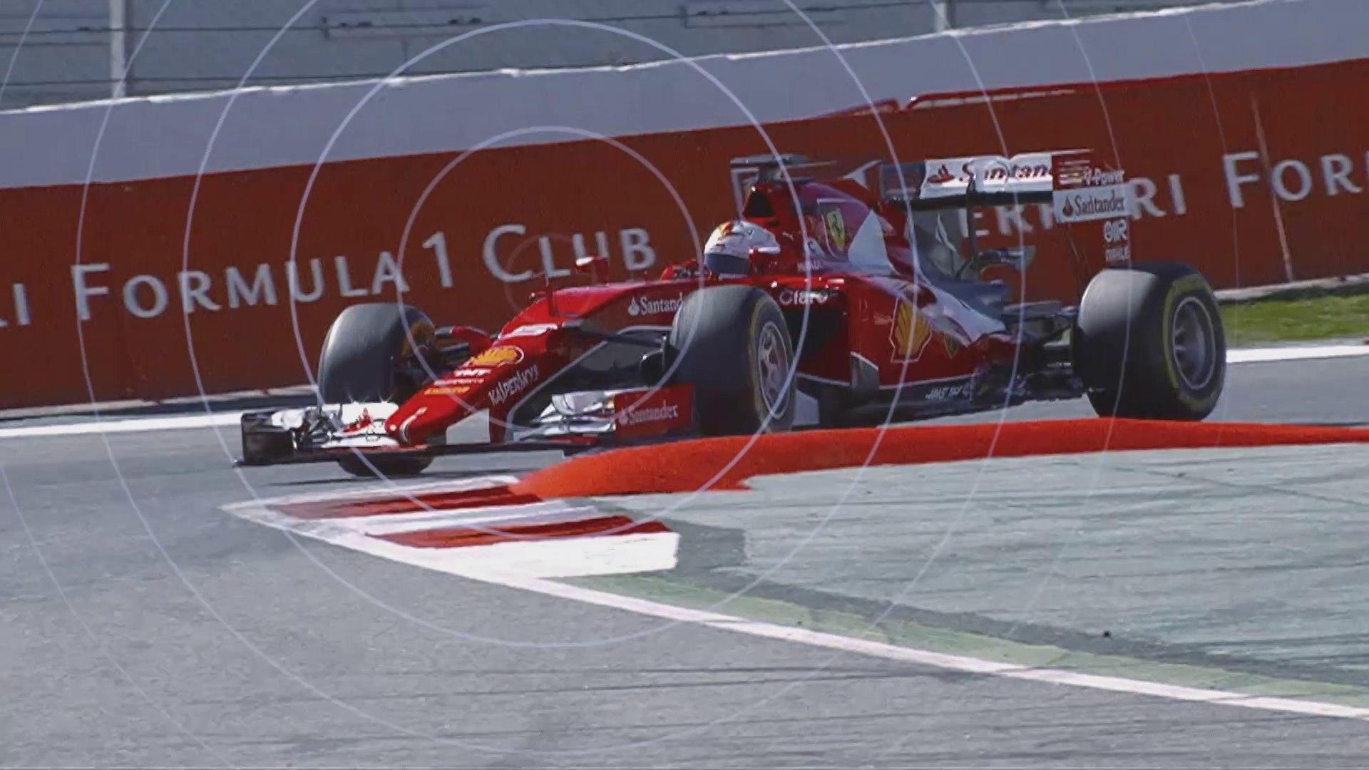 F1 Technology