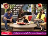 Subh Ki Kahani With Madeha Naqvi on Geo Kahani Part 5 - 21st September 2015