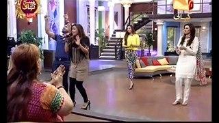 Subh Ki Kahani With Madeha Naqvi on Geo Kahani Part 7 - 21st September 2015