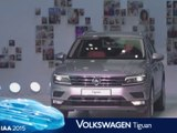 Salon de Francfort 2015 : Volkswagen Tiguan