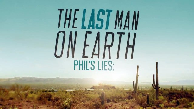 THE LAST MAN ON EARTH Phil's Lies Will Forte FOX BROADCASTIN