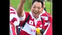 Coupe du monde - les réactions des supporters après Japon - Afrique du Sud
