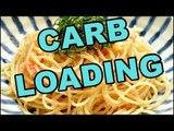 CARB-Loading - WIE fülle ich die Glykogenspeicher richtig auf ??
