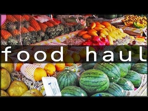 High carb vegan food haul ► Trockenfrüchte + Geheimtipp