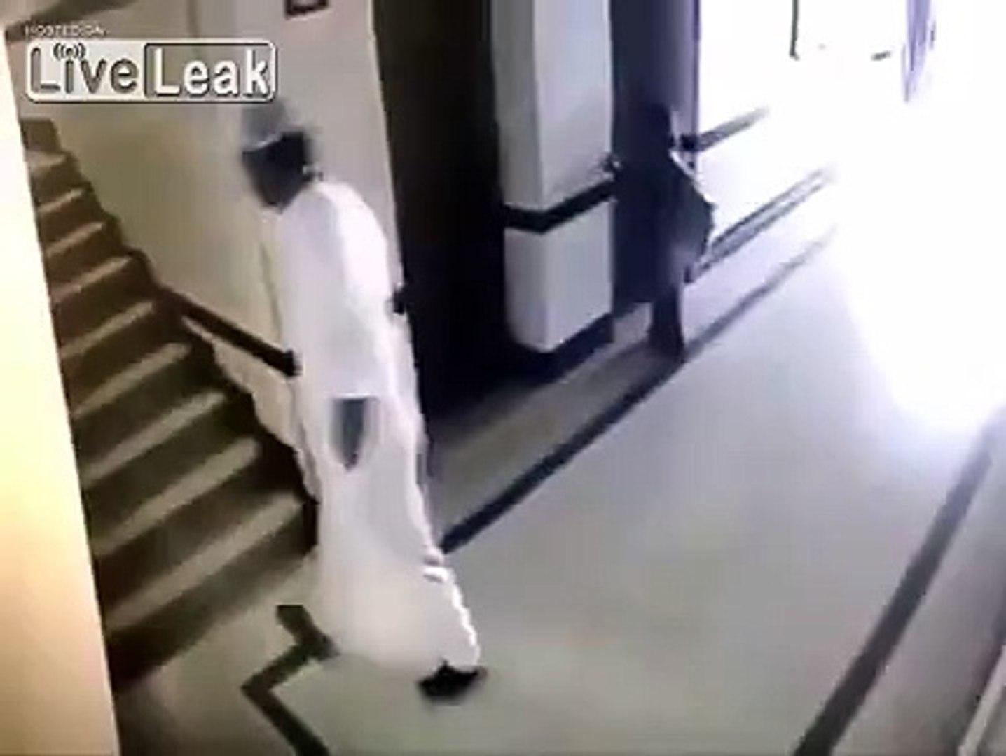 LiveLeak com - Sexual harassment A Girl Child in Saudi Arabia