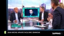 Médias le mag : Jean-Michel Aphatie raconte un clash entre Eric Zemmour et Rachida Dati