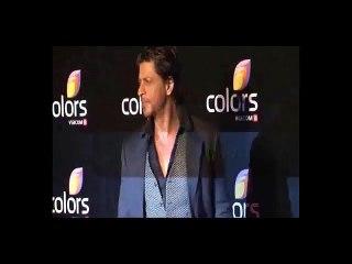 Shahrukh Khan @ IAA Leadership Awards 2014