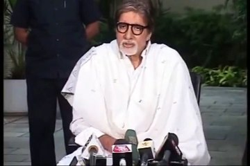 Amitabh Bachchan gets a clean chit in Bofors scam