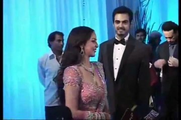 Esha Deol and Bharat Takhtani's wedding reception