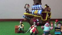 Bucky Barco Los Musical Juguetes Set Y Pirata De Piratas Jake kXZPiOu