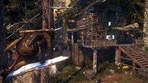 Rise of the Tomb Raider : Trailer Descent into Legend