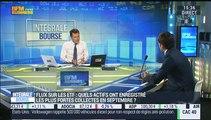 Les inquiétudes des investisseurs se traduisent par des investissements sur les ETF, Gaëtan Delculée - 21/09