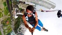 Worlds Largest Urban Zipline