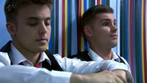 Harry and Ste   1st Kiss