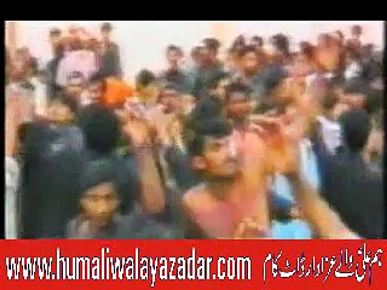 Koi Ajr-e- Risalat Video Noha by Zakir Hussain Zakir 2006