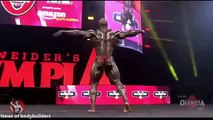 Mr. Olympia 2015 Final Posing Routines  Part 3