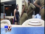 Woman Drinks Beer Inside Police Station, Abuses Cops; Video Goes Viral