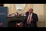 Ivan Blot - La chute du communisme soviétique : un épisode de l'histoire de l'Etre (Heidegger) 27.10.2014 PARTIE 1/2
