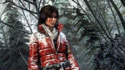 Deviens une légende  de Rise of the Tomb Raider