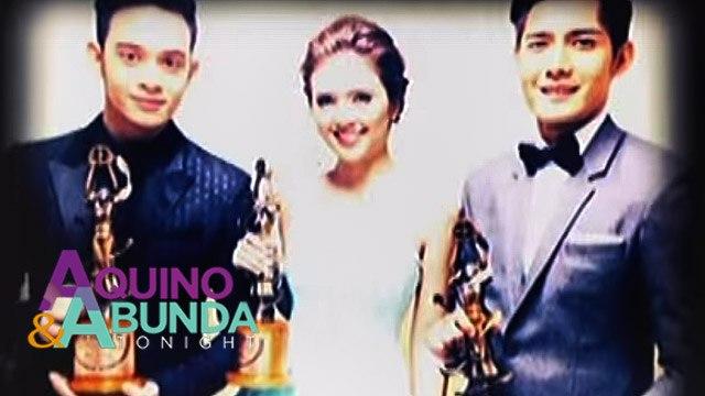 Kapamilya stars bag FAMAS Awards