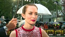 Could Emily Blunt be the next Mary Poppins?