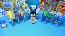 Voiture Robot poly Robocar Poli Робокар Поли mini voiture, ou un robot mini spécial de l'Université pororo d'autres problèmes de santé dans une voiture robot drain de puissance de base de l'Aéroport de Reno, Robocar Poli de voiture mini jouets