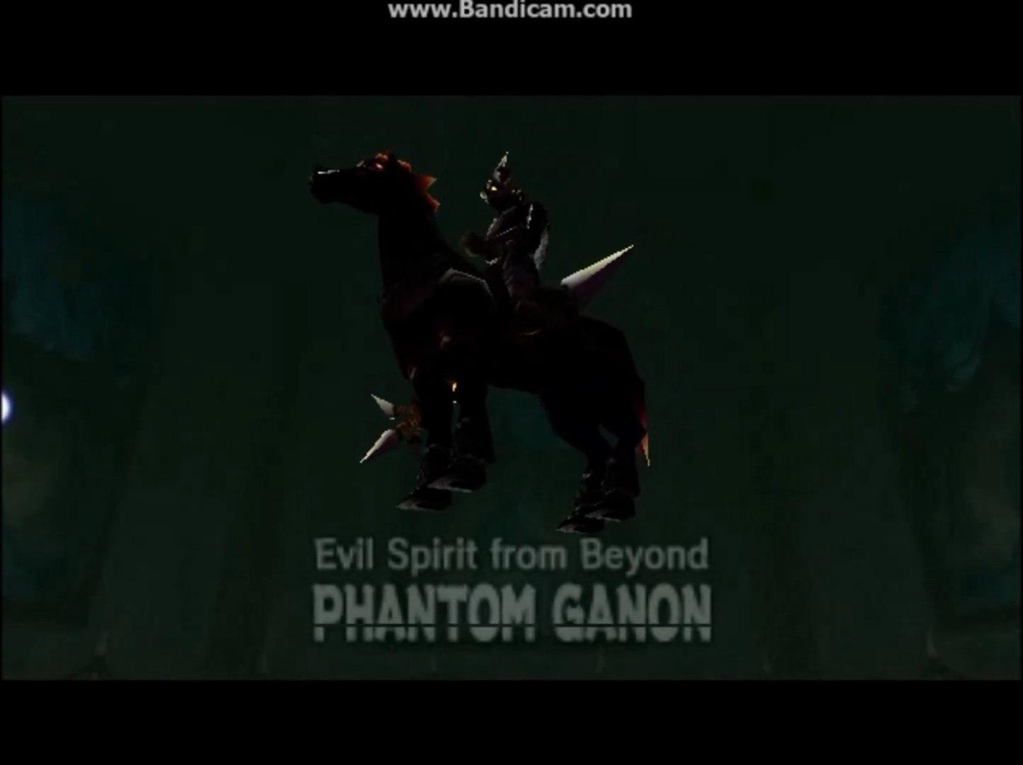 The Legend Of Zelda Ocarina Of Time Walkthrough Episode 21 Phantom Ganon